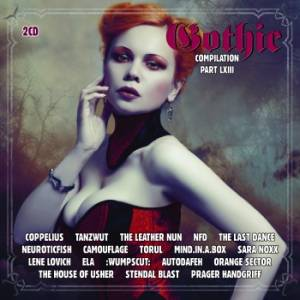 Cover - (((S))): Gothic Compilation Part LXIII