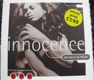 Cover - Innocence: One Love In My Lifetime