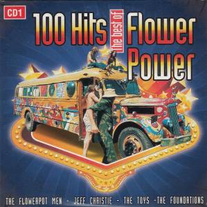 Cover - Ivy League, The: 100 Hits - The Best Of Flower Power
