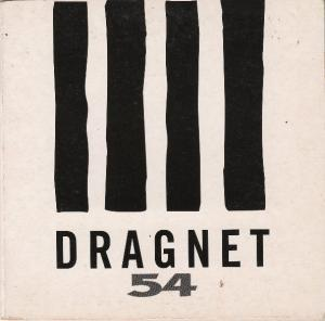 Dragnet 54 - Cover