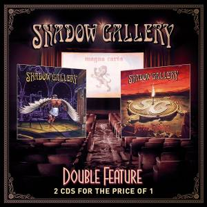 Cover - Shadow Gallery: Double Feature