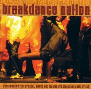 Cover - Freestyle: Breakdance Nation