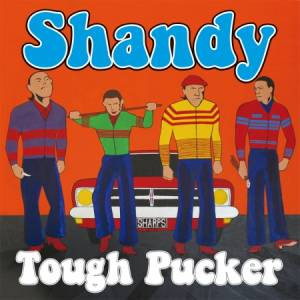 Shandy: Tough Pucker - Cover