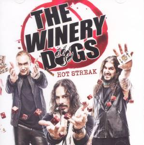 The Winery Dogs: Hot Streak - Cover