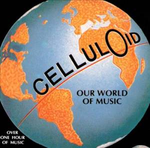 Cover - Lightnin' Rod: Celluloid / Our World Of Music