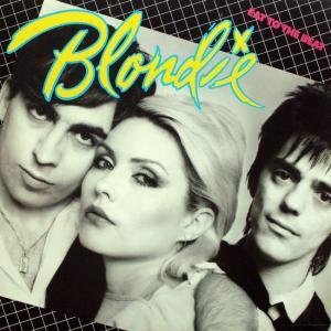 Blondie: Eat To The Beat - Cover