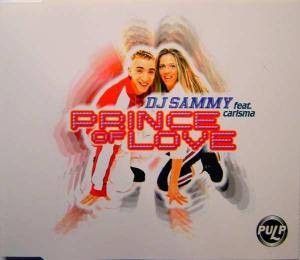 Cover - DJ Sammy Feat. Carisma: Prince Of Love