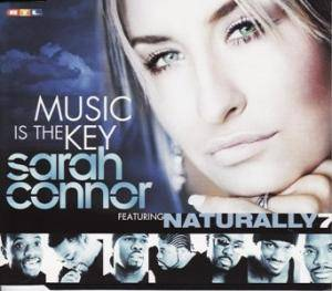 Cover - Sarah Connor Feat. Naturally 7: Music Is The Key