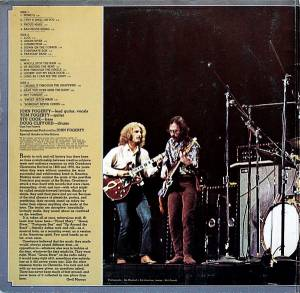 Creedence Clearwater Revival: Chronicle - The 20 Greatest Hits (2-LP) - Bild 3