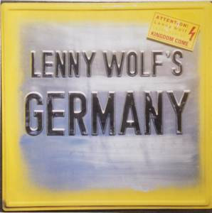 Lenny Wolf's Germany: Lenny Wolf's Germany - Cover