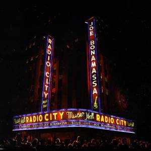 Joe Bonamassa: Live At Radio City Music Hall - Cover