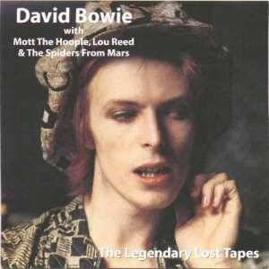 Cover - David Bowie: Legendary Lost Tapes, The