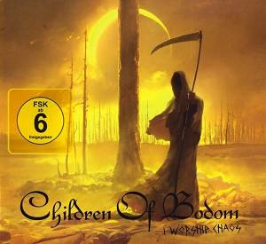 Children Of Bodom: I Worship Chaos (CD + DVD) - Bild 2