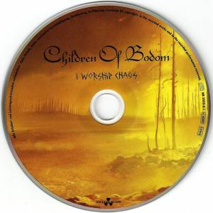 Children Of Bodom: I Worship Chaos (CD + DVD) - Bild 4