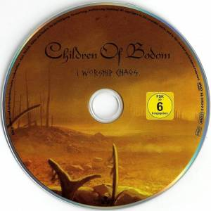 Children Of Bodom: I Worship Chaos (CD + DVD) - Bild 5
