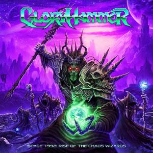 Gloryhammer: Space 1992: Rise Of The Chaos Wizards (CD) - Bild 1