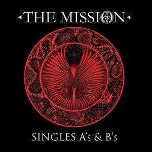 The Mission: Singles A's & B's - Cover