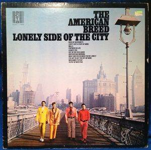 Cover - American Breed, The: Lonely Side Of The City