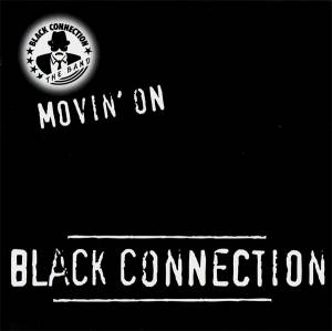 Cover - Black Connection: Movin' On