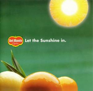Let The Sunshine In - Del Monte Migros - Cover