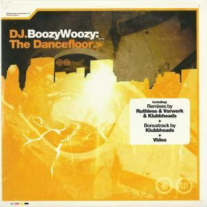 DJ BoozyWoozy, Klubbheads: Dancefloor, The - Cover
