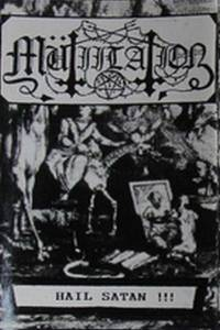 Mütiilation: Black Legions - Promo 1993 - Cover