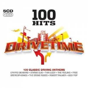 Cover - New Radicals: 100 Hits - Drivetime