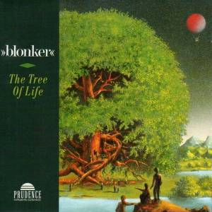 Blonker: Tree Of Life, The - Cover