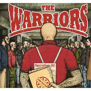 Cover - Warriors, The: Operation Oi!