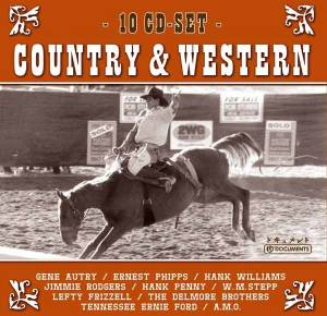 Cover - Allen Brothers: Country & Western (Vol. 2)