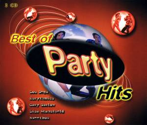 Best Of Party Hits - Cover