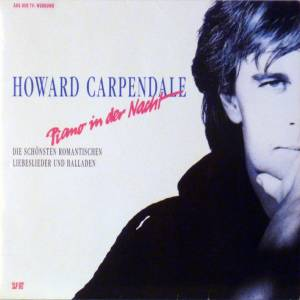 Howard Carpendale: Piano In Der Nacht - Cover