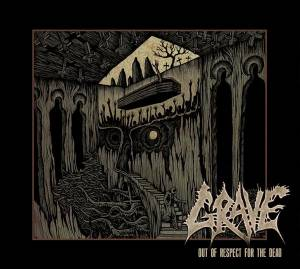 Grave: Out Of Respect For The Dead (CD + Mini-CD / EP) - Bild 1