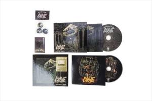 Grave: Out Of Respect For The Dead (CD + Mini-CD / EP) - Bild 2