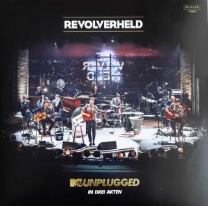Revolverheld: MTV Unplugged In Drei Akten - Cover