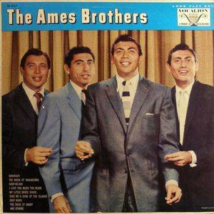 Cover - Ames Brothers, The: Vocals With Orchestra