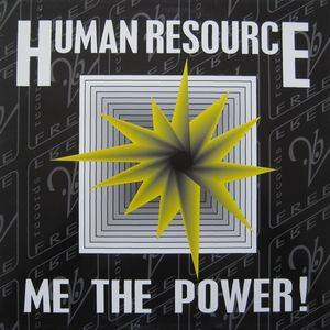 Cover - Human Resource: Me The Power!