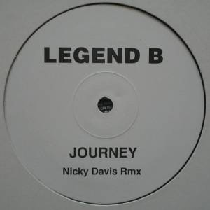 Cover - Legend B: Journey