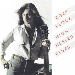 Cover - Rory Block: High Heeled Blues
