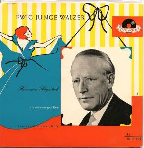 Ewig Junge Walzer - Cover