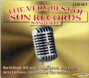 Very Best Of Sun Records - Nashville, The - Cover