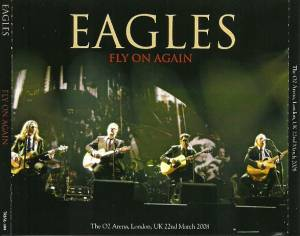 Cover - Eagles: Fly On Again