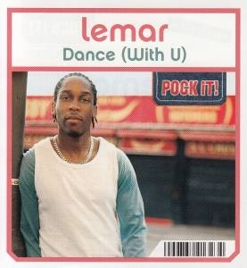 Cover - Lemar: Dance (With U)