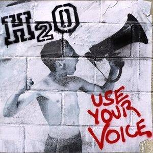 Cover - H₂O: Use Your Voice