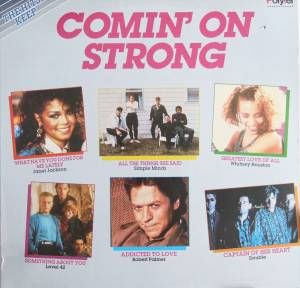 Cover - Art Of Noise Feat. Duane Eddy, The: Comin' On Strong