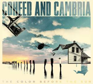 Cover - Coheed And Cambria: Color Before The Sun, The