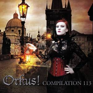 Cover - Studio-X Vs. Simon Carter: Orkus Compilation 113