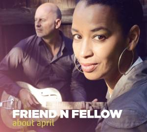 Cover - Friend 'n Fellow: About April