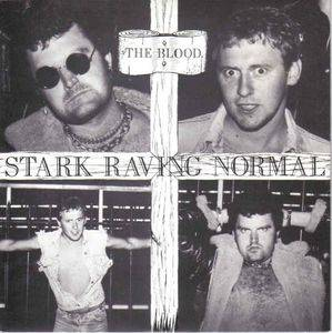 Cover - Blood, The: Stark Raving Normal