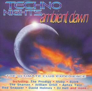 Techno Nights Ambient Dawn - Cover